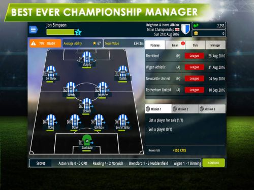 championship manager 17 guide