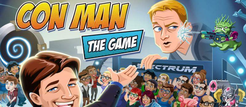con man the game cheats
