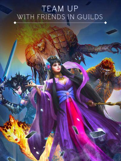 deckstorm duel of guardians unlimited gems