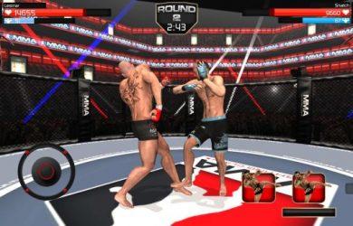 mma fighting clash tips