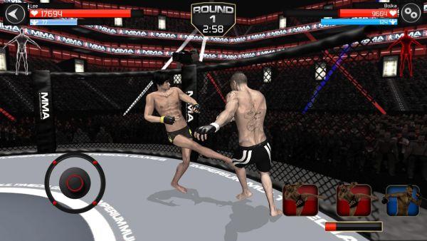 mma fighting clash guide
