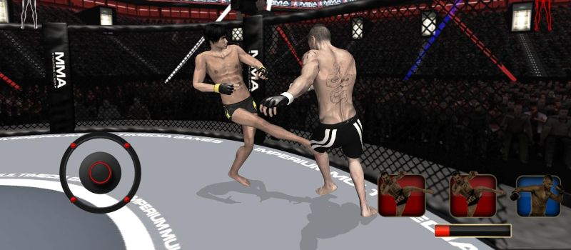 mma fighting clash tips