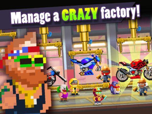 motor world bike factory tips