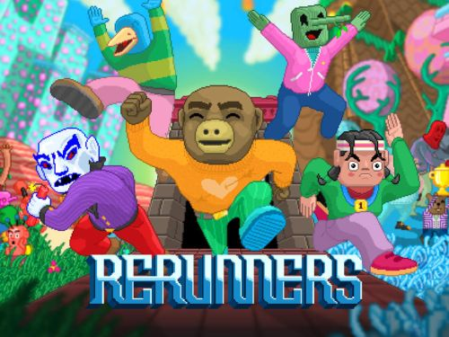 rerunners race for the world tips