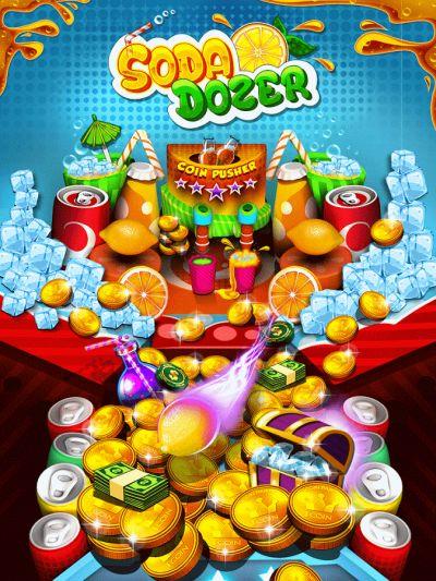 soda dozer coin pusher cheats