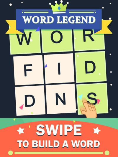 word legend answers
