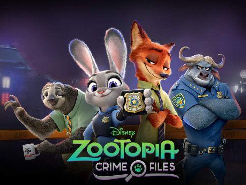 zootopia crime files tips
