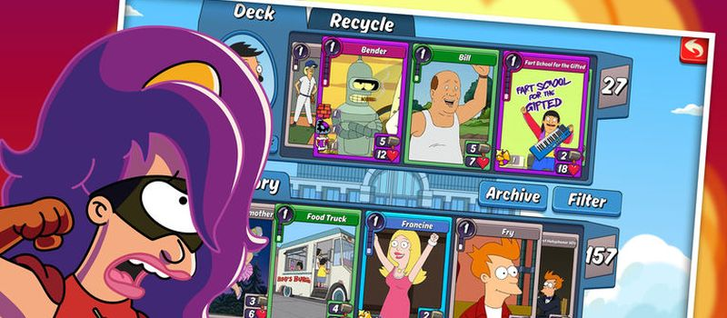 animation throwdown epic cards
