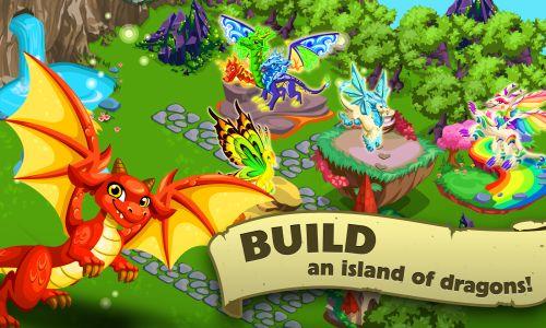 dragon story tropical island tips
