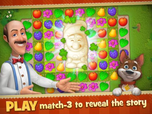 Gardenscapes: New Acres Strategy Guide: 5 Tips To Get More Coins And Stars    Level Winner