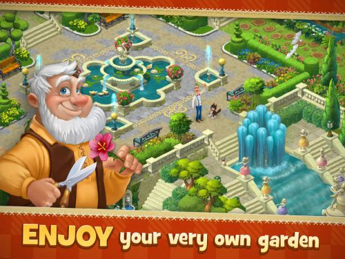 gardenscapes new acres free lives