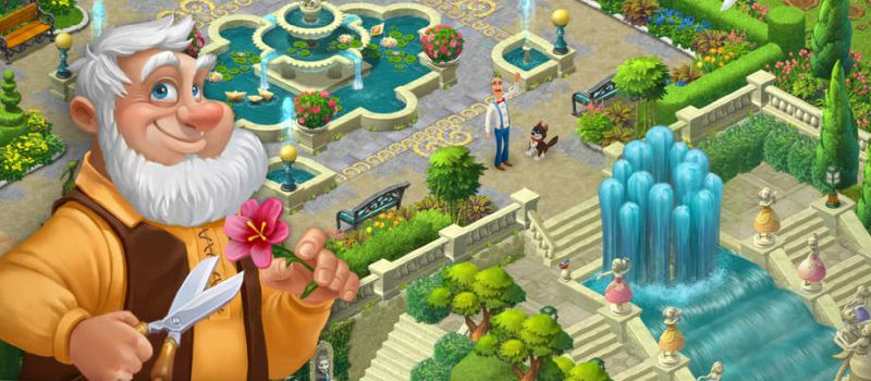 gardenscapes new acres tips