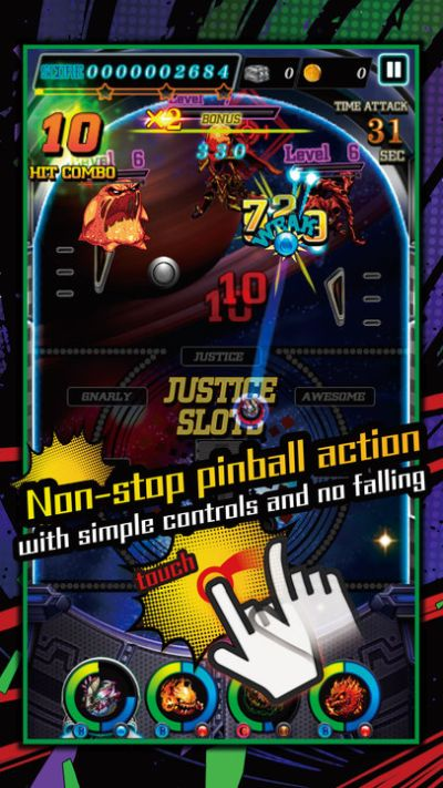 justice monsters five ios