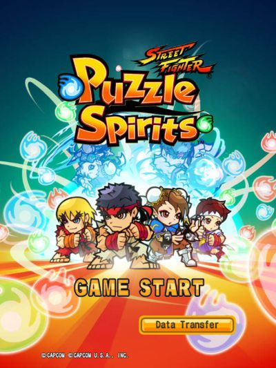 street fighter puzzle spirits tips