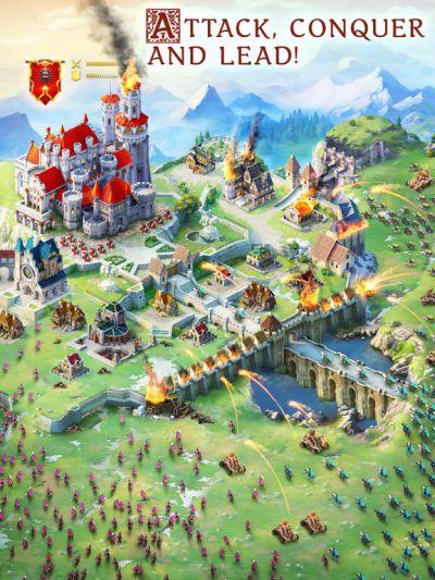 throne kingdom at war tips