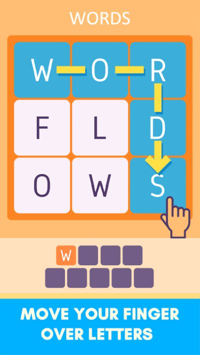 word flow answers
