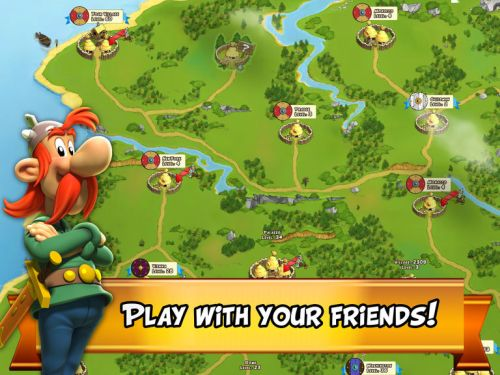 asterix and friends tips