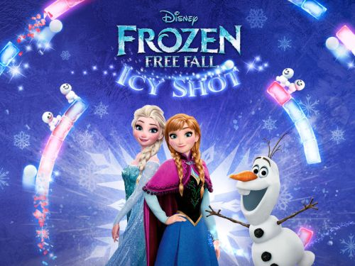 frozen free fally icy shot tips