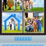The New 4 Pic 1 Word Answers for All Levels