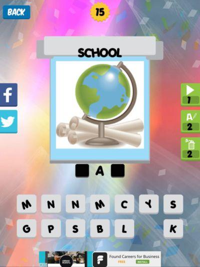 trivia first 100 noun answers