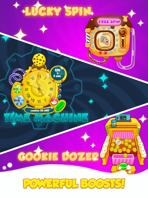 cookie clickers 2 lucky spin