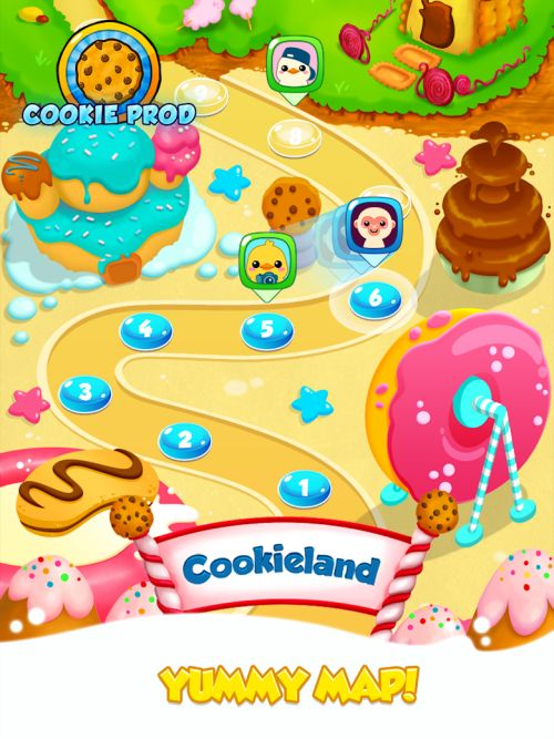 cookie clickers 2 map