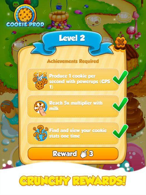 cookie clickers 2 rewards