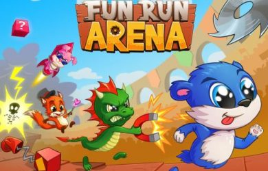 fun run arena tips