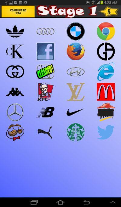 world logo quiz answers