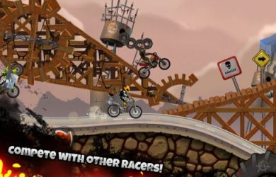 mad road apocalypse moto race cheats