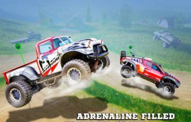 monster trucks racing tips