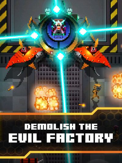 evil factory cheats