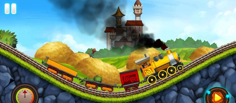 fun kids train racing cheats