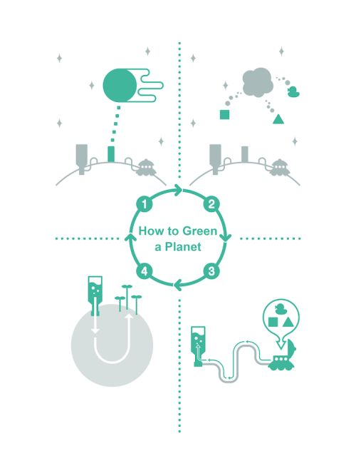 green the planet 2 tips
