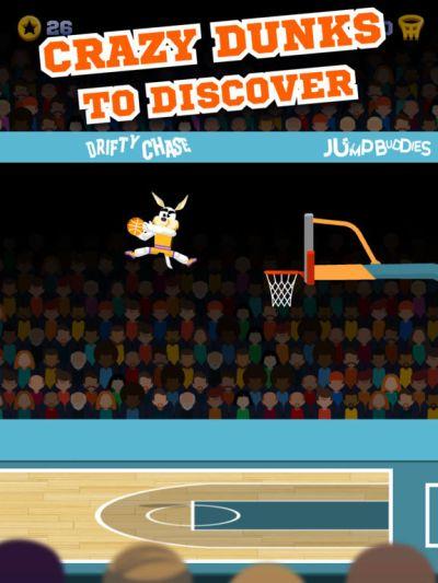 mascot dunks tips