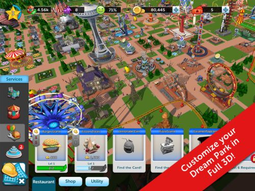 RollerCoaster Tycoon Touch Tips, Cheats & Guide: 5 Hints for
