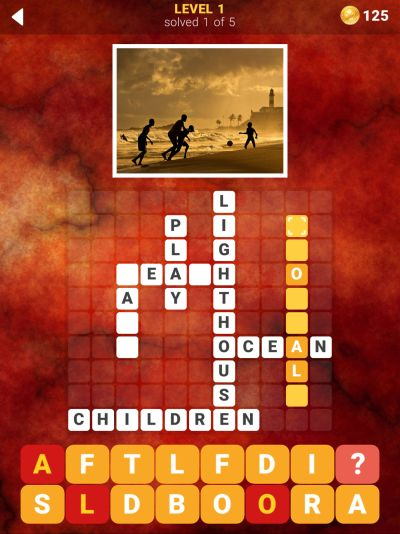120 photo crosswords ii answers