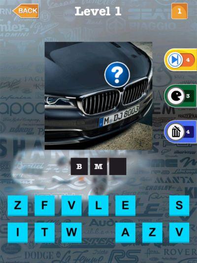car brand trivia quiz answers