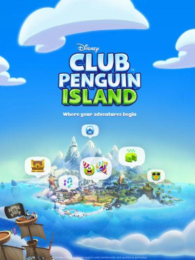 club penguin island tips
