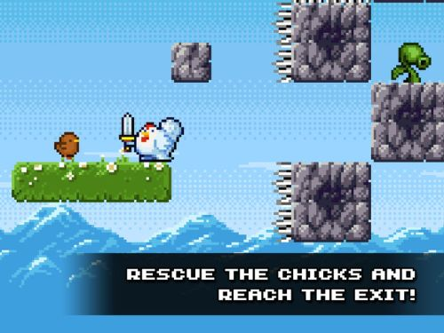 cluckles' adventure tips