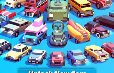 crash of cars guide
