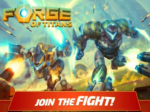 forge of titans mech wars cheats