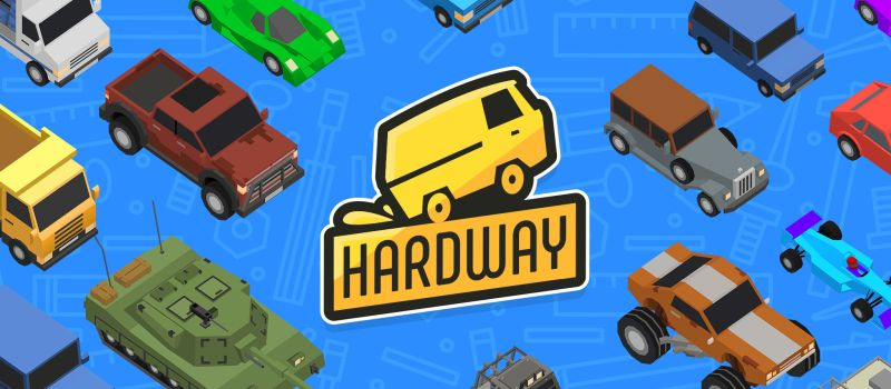 hardway endless road builder cheats