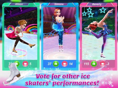 ice skating ballerina cheats