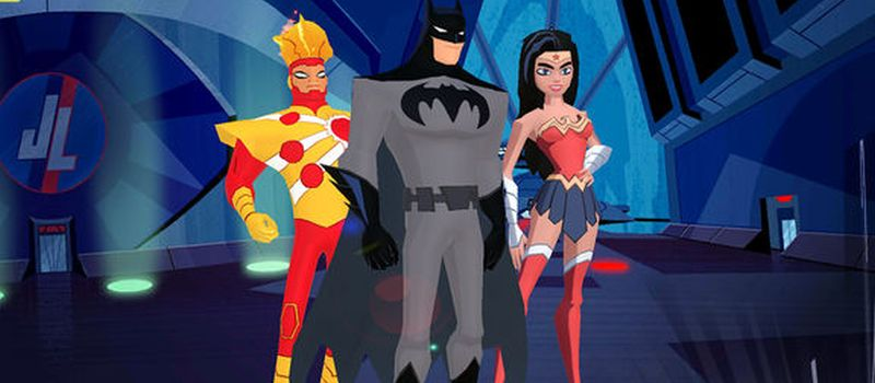 justice league action run guide