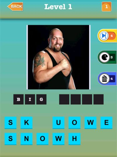popular american wrestling icons answers