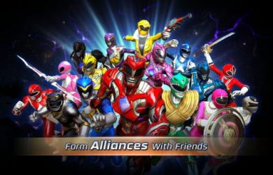 power rangers legacy wars guide