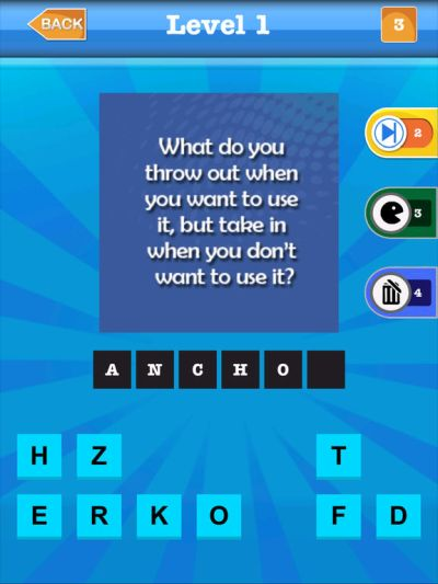 riddles brain teasers quiz answers