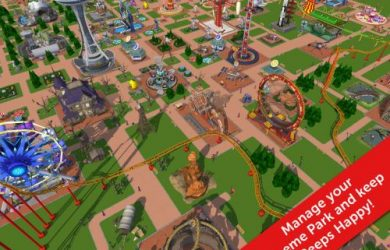 rollercoaster tycoon touch ultimate guide