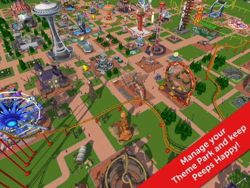 RollerCoaster Tycoon Touch Tips, Cheats & Tricks: The